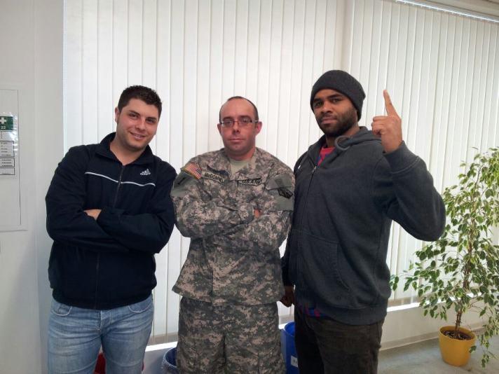 Veterans IFB Gaming