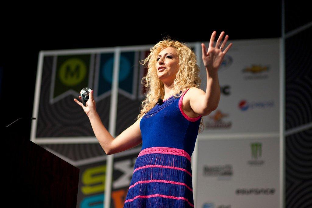 Jane McGonigal TED talk
