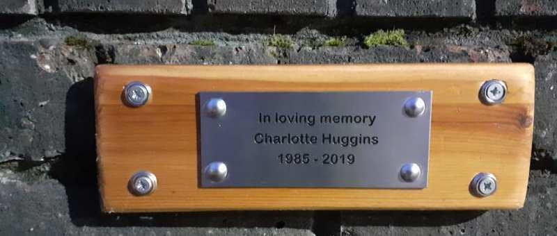 Charlotte Huggins Memorial